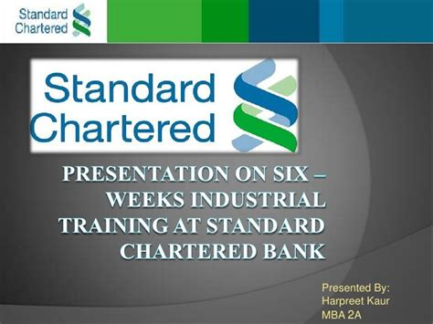 Chartered Mba by Standard Chartered Bank