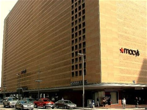 Macy S Furniture Houston by What S Next For Downtown Officials For A Smaller