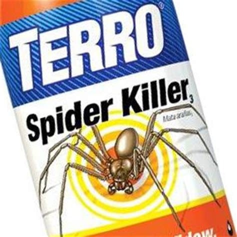 Terro T2302 Spider Killer Spray terro t2302 spider killer aerosol spray