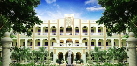Mba Courses Offered In Loyola College Chennai by Loyola College