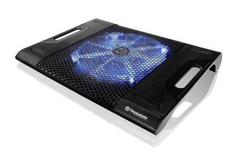 laptop fan reviews thermaltake massive23 lx laptop notebook cooler review