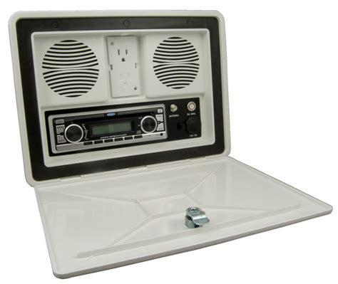backyard audio system jensen oec2010 outdoor entertainment stereo system