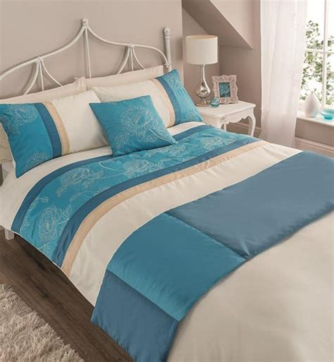 teal bed in a bag bed in a bag 5pc bedding duvet quilt cover set marbree teal