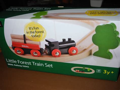 brio train starter set review of the brio little forest train starter set from
