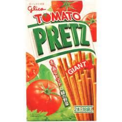 Glico Tomato Pretz japan centre pretz tomato pretzel sticks snacks