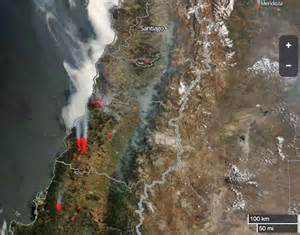 update on wildfires in chile wildfire today