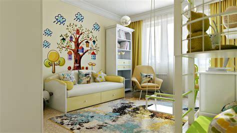 fresque murale chambre 35 id 233 es pour d 233 corer une chambre d enfant moderne design