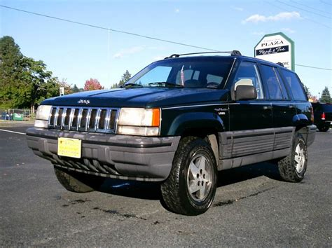 how to sell used cars 1994 jeep grand cherokee auto manual used 1994 jeep grand cherokee laredo for sale cargurus
