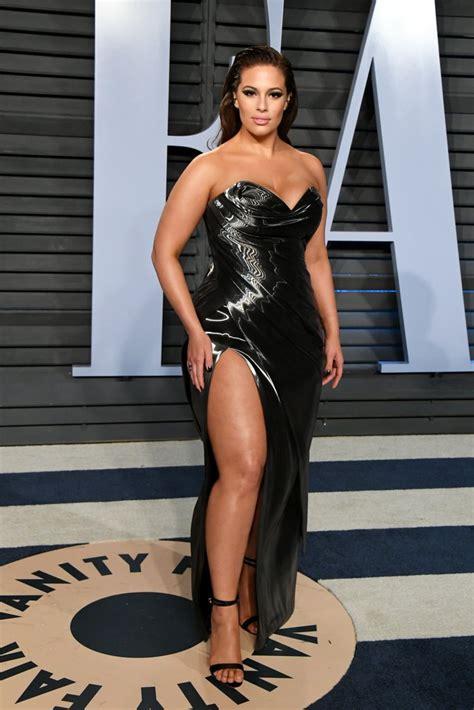 oscars ashley graham ashley graham sexiest oscars after party dresses 2018