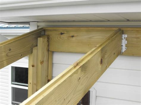 Sunroom Construction Details Sunroom On The Deck Part 6 Woodchuckcanuck