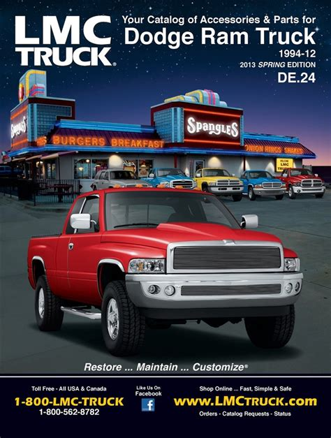 lmc dodge ram lmc truck parts and truck accessories guts ram