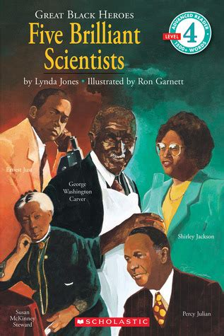 heroes of black history biographies of four great americans america handbooks a time for series books great black heroes five brilliant scientists level 4