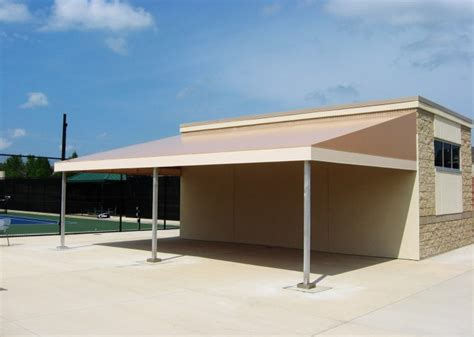 Kc Tent And Awning by Commercial Awnings Kansas City Tent Awning Before