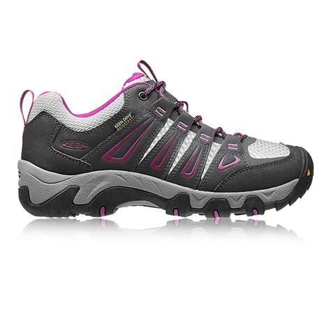 waterproof walking shoes keen oakridge waterproof s walking shoes 50