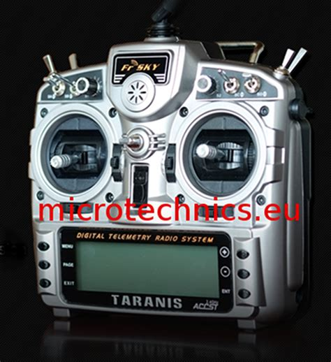 image FrSky TARANIS B Mode 1