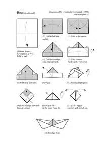 How To Make Paper Sailor Hats - origami paper pirate hat origami marvellous paper hat