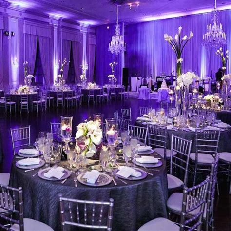 glamorous purple wedding ideas modwedding