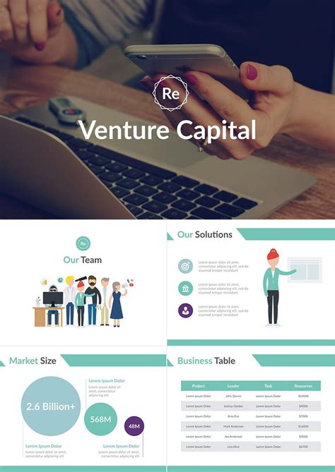 business deck template 15 best pitch deck templates for business plan powerpoint