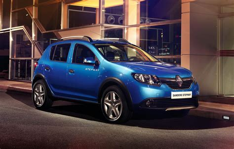 renault sandero stepway renault sandero sandero stepway get official autoevolution