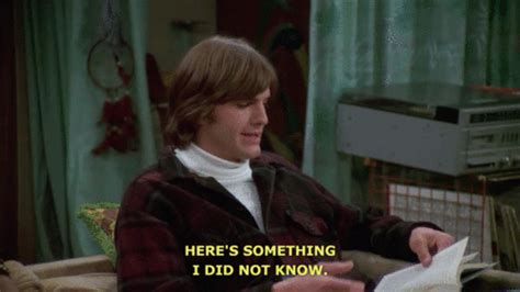 Kelso Burn Meme - michael kelso gif find share on giphy