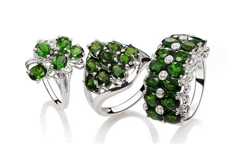 Chrome Diopside gemstone russian diopside jewelry information value
