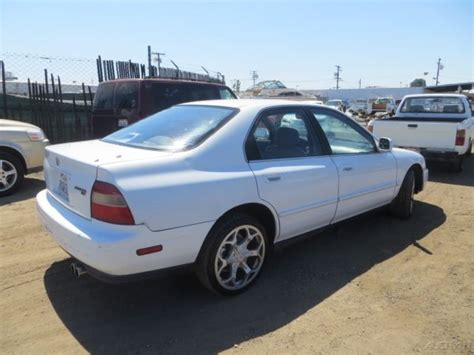 car owners manuals for sale 1994 honda accord electronic valve timing 1994 honda accord ex used 2 2l i4 16v manual sedan no reserve for sale photos technical