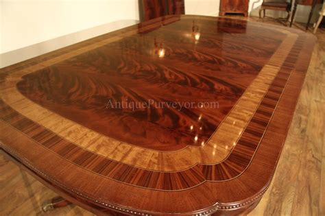 extra large dining room tables extra large formal mahogany dining table for traditional