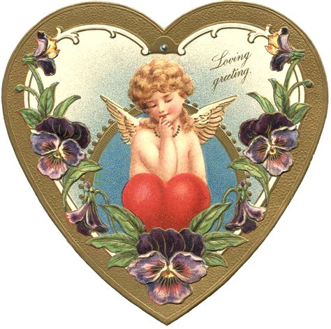 vintage valentines cards image the graphics