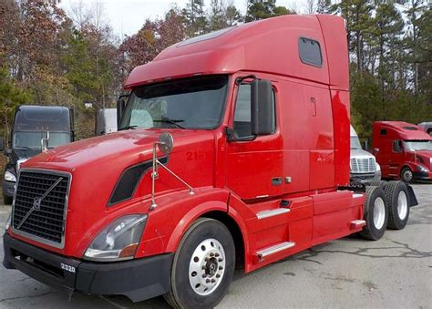 volvo sleeper truck 2008 volvo vnl64t670 sleeper truck for sale 782 222