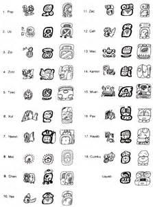 Calendario Azteca Meses Calendario Diccionario De S 237 Mbolos Y Temas Misteriosos