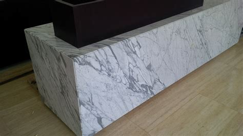 Marble Reception Desk Project Focus Marble Projects