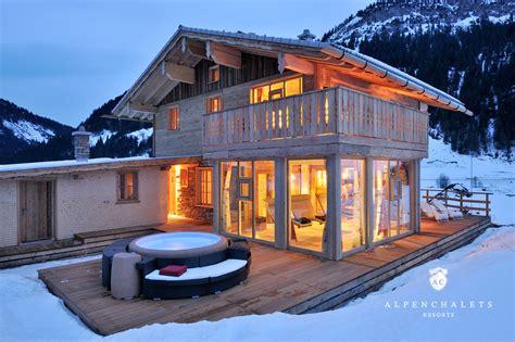Alpen Chalets Mieten by Luxus Chalet Im Tannheimer Tal H 252 Ttenurlaub In