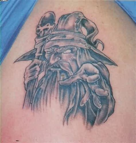 wizard tattoo designs wizard tattoos designs ideas and meaning tattoos for you