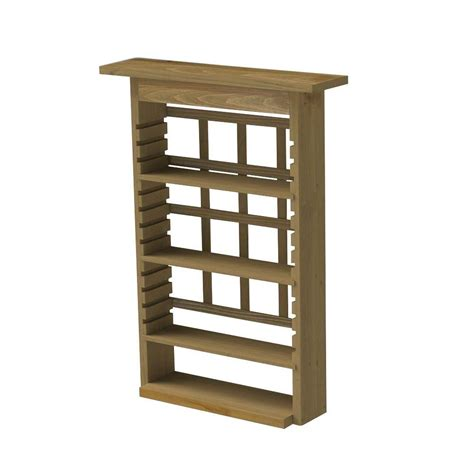 algreen 32 75 in wood gardenview planter with 3 shelves