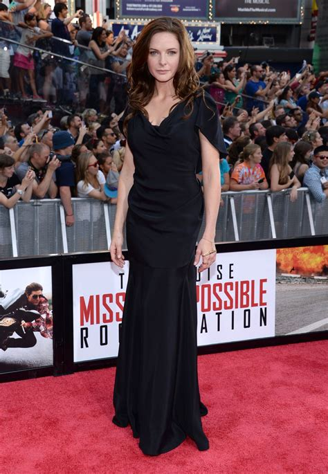 actress of mission china rebecca ferguson mission impossible rogue nation