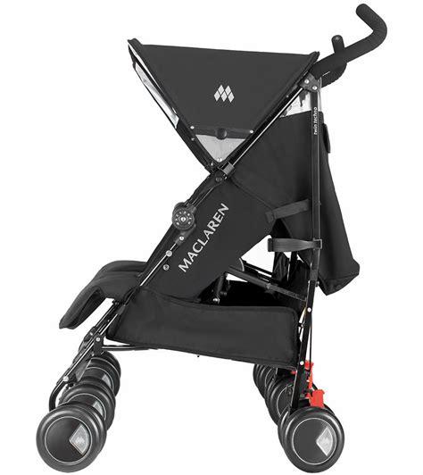 Stroller Maclaren Techno maclaren techno stroller black