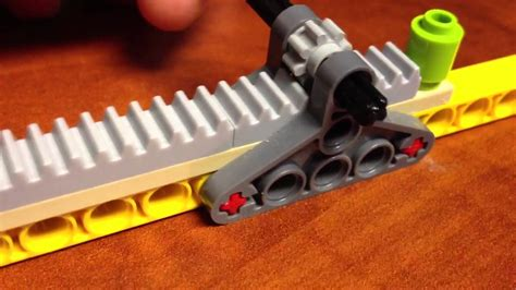 Lego Rack And Pinion Steering lego rack and pinion