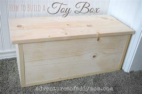 build  toy box   diy toy box wooden toy