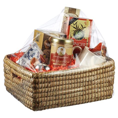 where to buy shrink wrap for gift baskets clear shrink wrap the container store