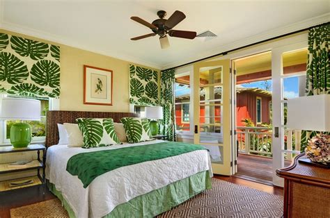 tropical colors for home interior 39 bright tropical bedroom designs digsdigs