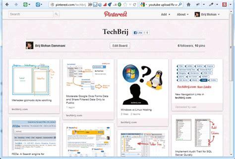 pinterest like layout angularjs creating a pinterest like layout in asp net techbrij