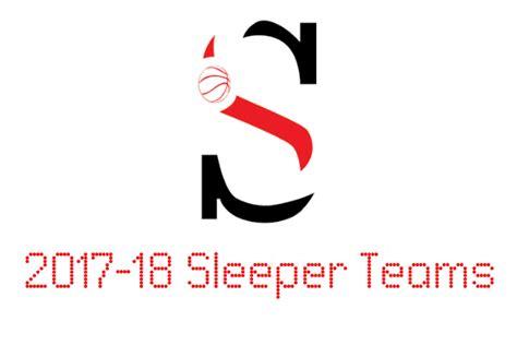 2017 18 sleeper teams s spiel