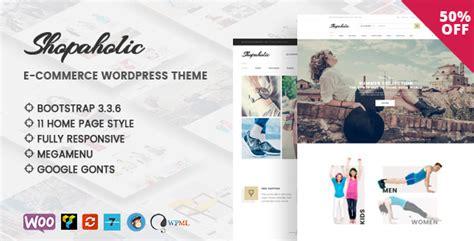Gatsby V1 1 Ecommerce Theme shopaholic v1 1 0 responsive multipurpose ecommerce theme themesdad