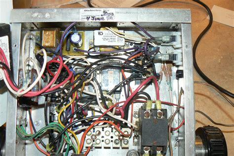 installed   motor  power   box