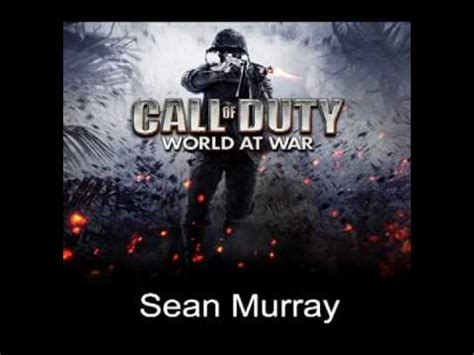 theme music world at war call of duty world at war russian theme sean murray