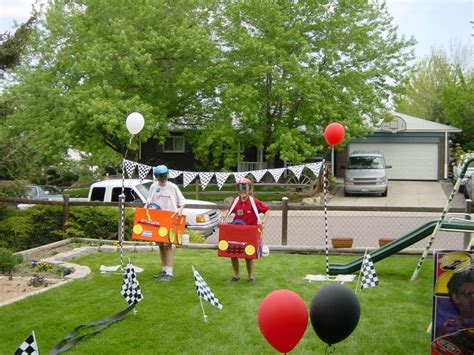 backyard cing birthday party 215 best nascar racing party images on pinterest race car birthday race car party