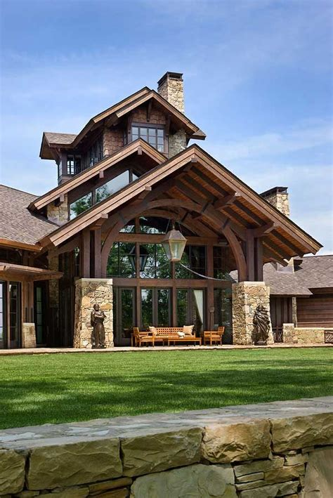 best 25 timber frame homes ideas on timber