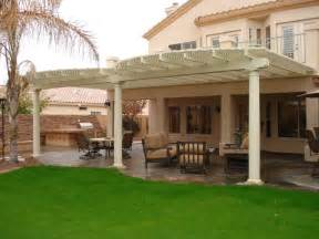 Mesa Awnings Lattice Patio Covers Mesa Gilbert Patio Cover Company