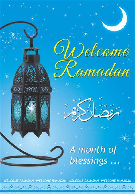 ramadan poster design welcome ramadan poster