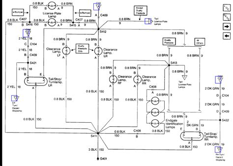 1999 gmc sonoma brake switch wiring diagram gmc wiring] with 28+ ...